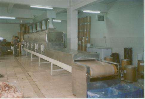 微波化工干燥设备