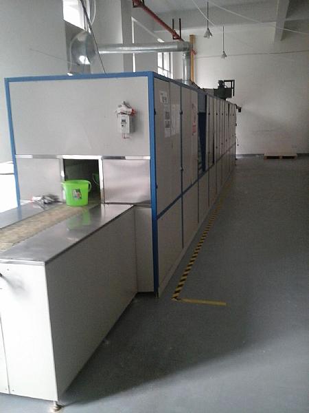微波设备在陶瓷行业中的成功案例